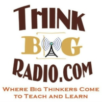 Logo du podcast ThinkBIGradio Hosts Fireside Chat - USA
