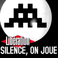 Logo of the podcast Silence, on joue