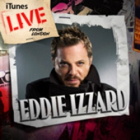 Logo of the podcast Eddie Izzard - Live from London