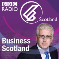 Logo of the podcast Business Scotland Students