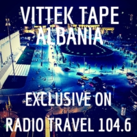 Logo of the podcast Vittek Tape Albania 28-8-17