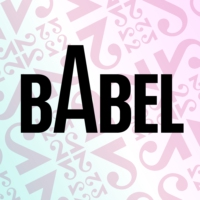 Logo of the podcast Babel - RTS