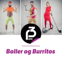 Logo of the podcast NRK P3 – Boller og Burritos