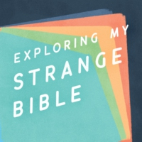 Logo of the podcast Exploring My Strange Bible