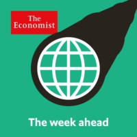 Logo of the podcast The Economist: The week ahead