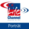 Logo of the podcast Life Channel - Porträt