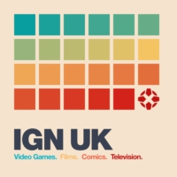 Logo of the podcast IGN UK Podcast #516: Todd Phillips Interview and Our Pitches for DC Movies