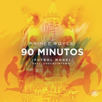 Logo of the podcast Prince Royce - 90 Minutos (Futbol Mode)