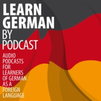 Logo of the podcast Learn German by Podcast