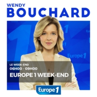 Logo of the podcast Europe 1 week-end Wendy Bouchard – 15/01/17