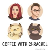 Logo of the podcast Coffee With Chrachel