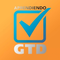 Logo of the podcast Aprendiendo GTD podcast productividad