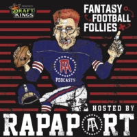 Logo of the podcast Fantasy Football Follies