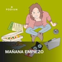 Logo of the podcast Mañana Empiezo