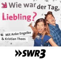 Logo du podcast Dienstag: Forster und What3Words (7.6. 2016)