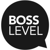 Logo of the podcast Boss Level Podcast