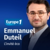 Logo of the podcast L'invité éco - Emmanuel Duteil