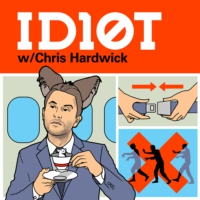Logo of the podcast ID10T with Chris Hardwick