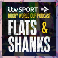 Logo of the podcast ITV Sport Rugby World Cup Podcast