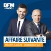 Logo of the podcast Affaire suivante