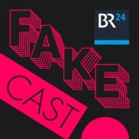 Logo of the podcast Fakecast. Nichts als die Wahrheit?
