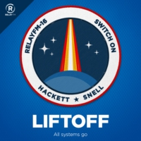 Logo du podcast Liftoff 17: Space Stations: Totally Not Obsessed