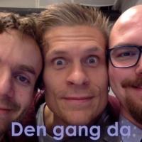 Logo of the podcast Den gang da - Historie og samfunn