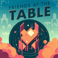 Logo du podcast Friends at the Table