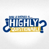 Logo of the podcast ESPN - Highly Questionable