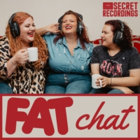 "Logo du podcast 17: Being a Good Fatty: ""You wouldn't like me when I'm hungry"""