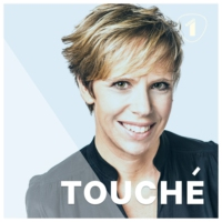 Logo of the podcast Touché - Delphine Lecompte
