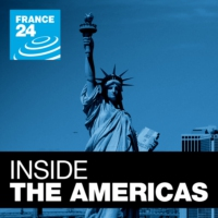 Logo of the podcast USA: Barack Obama's bid to close Guantanamo