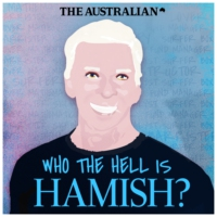 Logo of the podcast Who the Hell is Hamish?