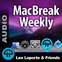 Logo of the podcast MacBreak Weekly (MP3)