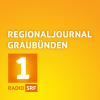 Logo of the podcast I love Graubünden