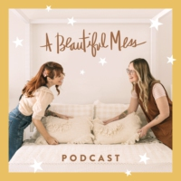 Logo of the podcast A Beautiful Mess Podcast