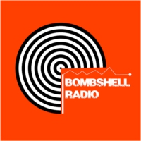 Logo of the podcast Bombshell Radio