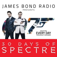 Logo du podcast #008: The Gadgets of Bond