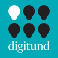 Logo du podcast Digitund. Roonemaa ja Lõugas | Geenius Raadio