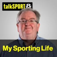 Logo of the podcast My Sporting Life - Bob Champion