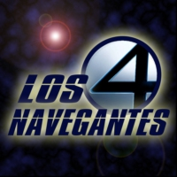 Logo of the podcast Los 4 Navegantes - Episodio 01