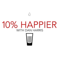 Logo of the podcast 10% Happier with Dan Harris