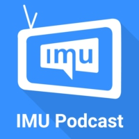 Logo of the podcast De IMU Podcast