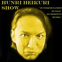 Logo of the podcast Hunri Heikuri Show - Rollaattorilla mereen