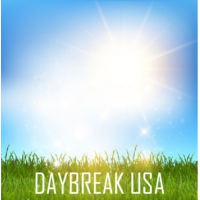 Logo of the podcast Daybreak USA