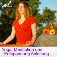 Logo of the podcast Yoga Entspannung und Meditation Podcast