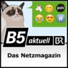 Logo of the podcast Das Netzmagazin - B5 aktuell