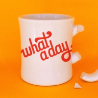 Logo of the podcast What A Day