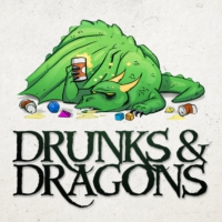 Logo du podcast Drunks and Dragons - Dungeons and Dragons 5e Actual Play