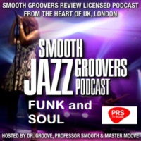 Logo du podcast Smooth Groovers Licensed Jazz Funk Soul and Smooth Jazz Podcast